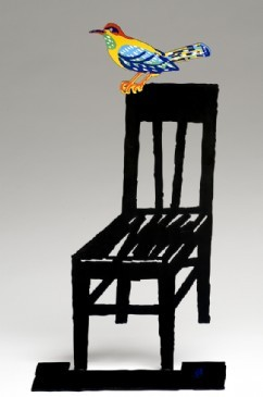 Chair Bird