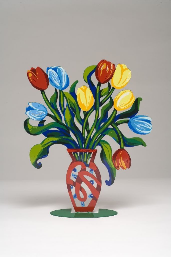 David Gerstein - Tulips - Limited Edition