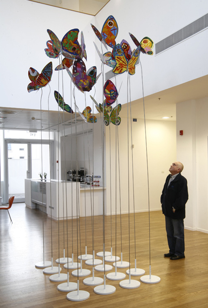 David Gerstein - FIELD OF BUTTERFLIES