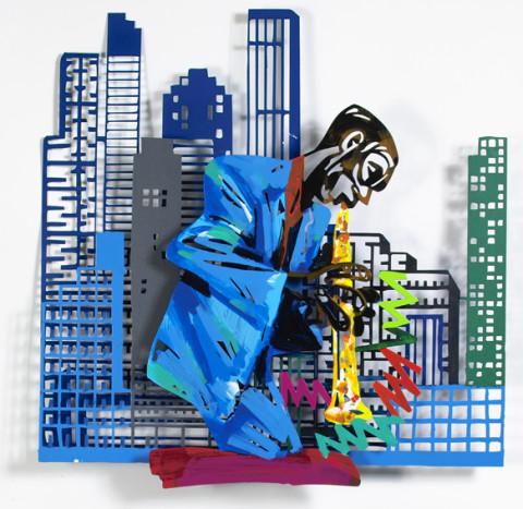 David Gerstein - Jazz And The City - Clarinet