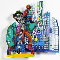 David Gerstein - Jazz And The City Contrabass