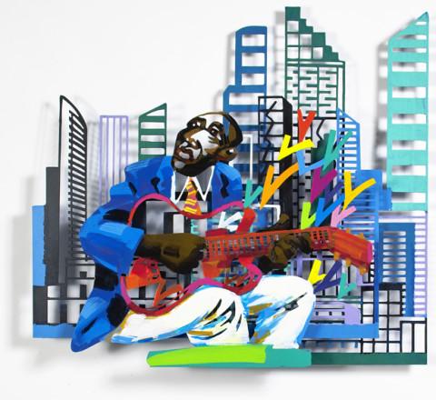 David Gerstein - Jazz And The City - Guitarist