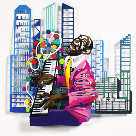 David Gerstein - Jazz And The City - Pianist