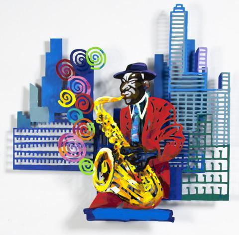 David Gerstein - Jazz And The City - Saxophonist