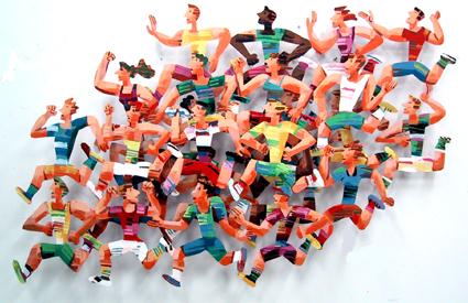 David Gerstein - Long Distance Runners