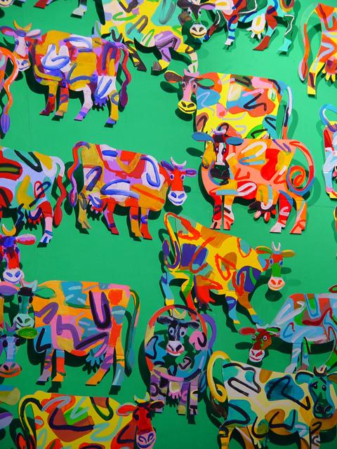 David Gerstein - SILLY-COWS VALLEY