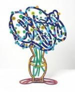 David Gerstein Blue Bouquet