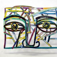 David Gerstein GRAFFITI FACE 3