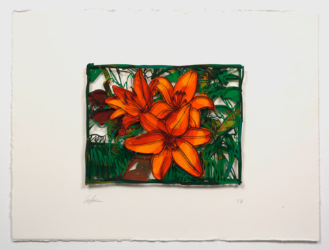 David Gerstein - OPEN LILLIES