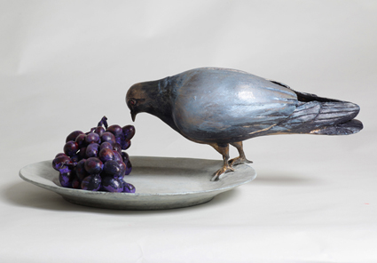 David Gerstein PIGEON TASTING GRAPES