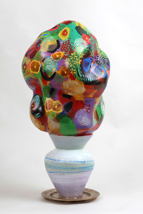 David Gerstein - CLOUD FLOWER VASE