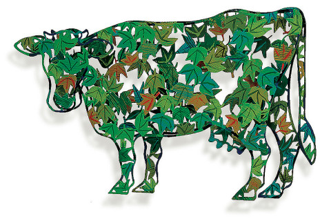 David Gerstein GREEN COW