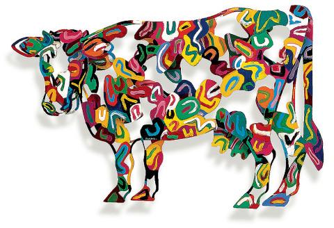 David Gerstein- PATTERN COW