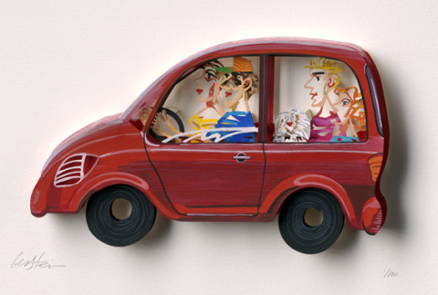 David-Gerstein- FAMILY CAR p