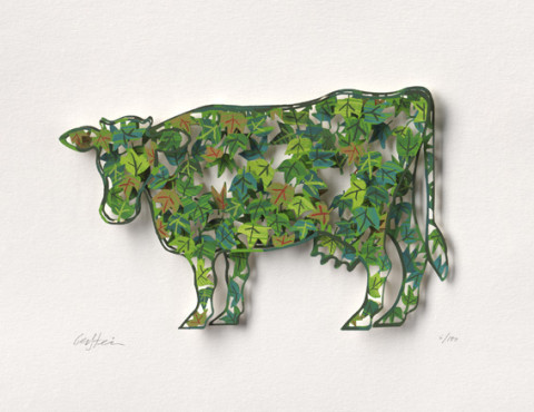 David-Gerstein - GREEN COW p